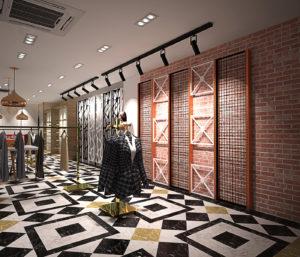 Giyim Mağazası-1
