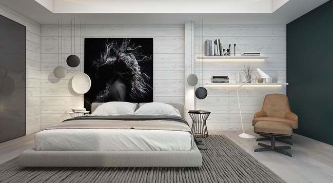yatak odası tasarım- badroom design