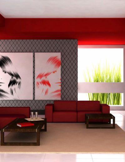 oturma odası-living room- intöriör- tasarım