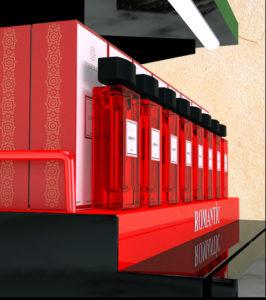 3D Kozmatik parfüm tasarım